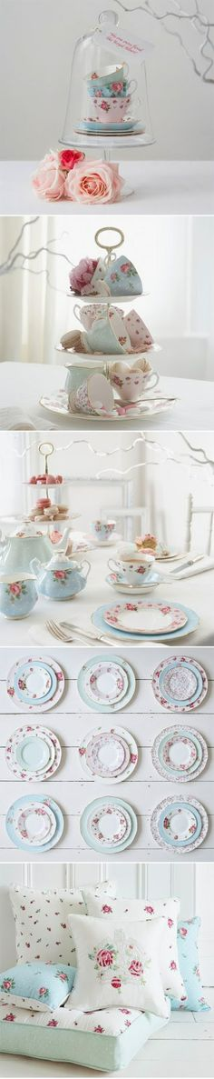 Royal Albert Pastel Styling and Glorious Crockery | Royal Doulton Royal Albert Collection