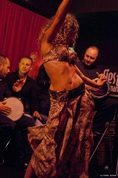 Estefania Dancer - Modern, Latin, Indian Dance, Flamenco, HipHop | Dancers for Hire - Birkun Productions