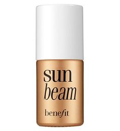 #Benefit Bronze Highlighter - Sun Beam 10139725 #84 Advantage card points. Its liquid sunshine in a bottle! FREE Delivery on orders over 45 GBP. (Barcode EAN=0602004042286)