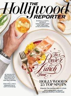 Hollywood's 25 Top Power Lunch Restaurants