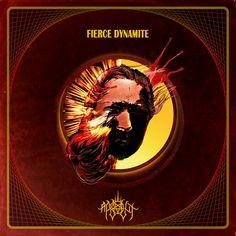 Cover-art for Apzolut - Fierce Dynamite  https://encountersrecords.bandcamp.com/album/fierce-dynamite
