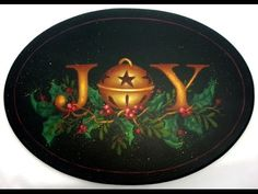 Country Joy - Christmas - Project Categories – Tole and Decorative Painting Online Store