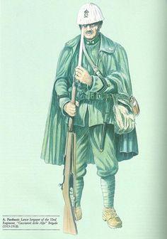 """Regio Esercito - Sergente Maggiore del 53° Reggimento, Brigata  """"Cacciatori delle Alpi"""", 1915-18"""