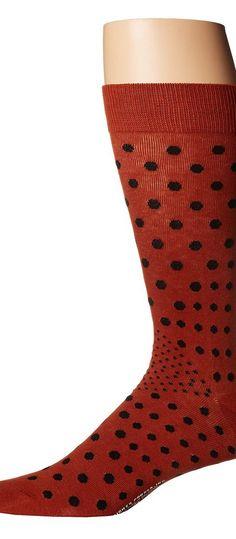 Richer Poorer Fellow (Orange) Men\'s Crew Cut Socks Shoes - Richer Poorer, Fellow, MSC-FELW06, Footwear Socks Crew Cut, Crew Cut, Socks, Footwear, Shoes, Gift, - Fashion Ideas To Inspire