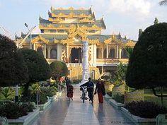 Templo Mahamuni -