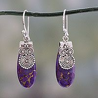 'Purple Enigma from @NOVICA, They help #artisans succeed worldwide.