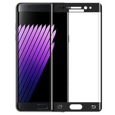 Full Coverage Curved Tempered Glasss Screen Protector for Samsung Galaxy Note7…