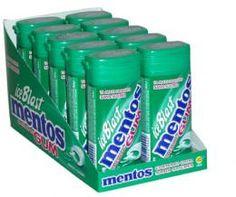 mentos chewing gum menthe - Recherche Google