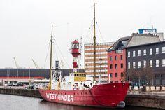 Belgium-Antwerp West Hinder Lightship