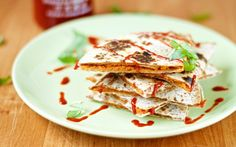 The combination of crispy and creamy texture, as well as the sweet, cheesy, and smoky flavor profile with a bit of spiciness makes these quesadillas a total crowd pleaser.