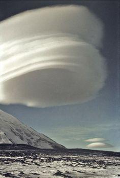 Lenticular Cloud!! (/゚Д゚)/