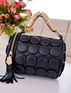 Korean Style Sweet Fresh Round Handbag 310b42f57fb9d