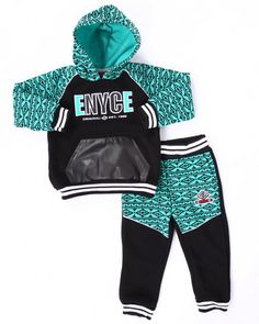 Find AZTEC HOODY & JOGGER SET (2T-4T) Boys Sets from Enyce & more at DrJays. on Drjays.com