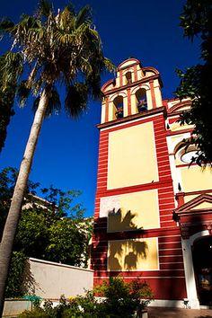 Iglesia de San Agustín, Málaga.