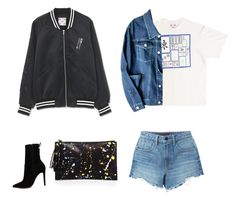 """""""Untitled #1"""" by explorer-14873110668 on Polyvore featuring Loeffler Randall, Alexander Wang and ALDO"""