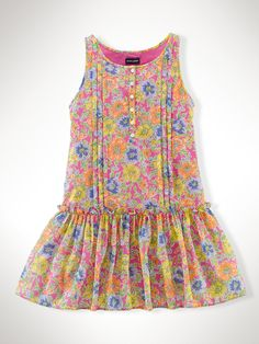 add pintucks to the Modkid Avery pattern Girls Dresses Sewing, Stylish Dresses For Girls, Frocks For Girls, Dresses Kids Girl, Kids Outfits, Baby Girl Dress Design, Girls Frock Design, Kids Frocks Design, Baby Frocks Designs