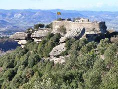 Prop de Sant Julià de Vilatorta, a Osona (Catalunya - Catalonia).