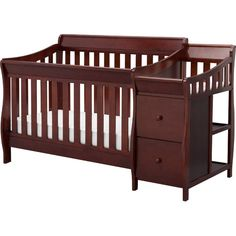 Found it at Wayfair - Naomi 4-in-1 Convertible Crib by Delta