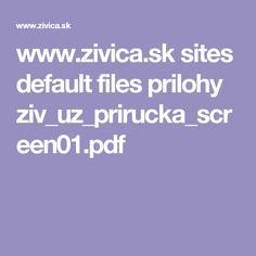 www.zivica.sk sites default files prilohy ziv_uz_prirucka_screen01.pdf