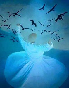 Anlamaz Leylâ yazık âvâre Mecnun halini, Halini Mecnun'un ancak sadece Mecnun bilir... Şems-i Tebrîzî