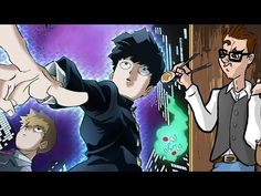 What's in a PV? - Mob Psycho 100 (Sponsored by Crunchyroll) - YouTube