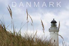 Lighthouse in Hirtshals - Denmark