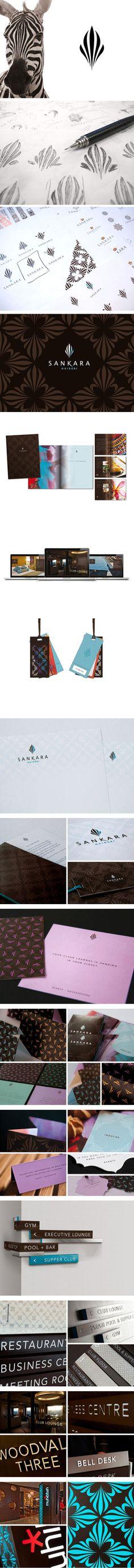 Sankara Hotel image design (original size: 581x6793px)