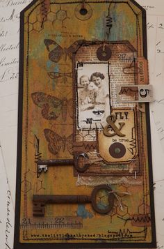 The Little Shabby Shed: Inspired by CC102