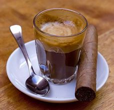 Cigar & Espresso