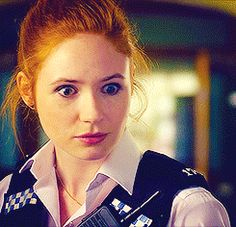 Huh, the first time Amy Pond met Doctor, brings back memories!
