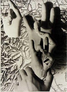 Herbert Bayer, Hands Act, 1932