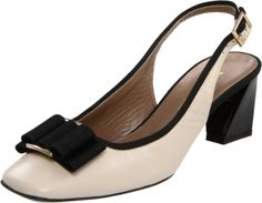 $340.00-$340.00 Bruno Magli Women's Molly Pump,Black/Beige,38 EU/8 M US - Founded by the Magli family in 1936 in Bologna Italy, Bruno Magli shoes and accessories are elegant designs of high quality craftsmanship, offering a sense of style and prestige to a sophisticated and fashion conscious consumer. Bruno Magli footwear is handcrafted from the finest leathers available, for a luxurious and styli ...