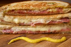 Grilled Cheese Social: The Out-of-Towner