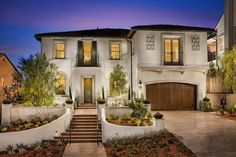 New Homes -Orange, CA, 92867 5 Beds 5 Full Baths, 1 Half Bath 4327 Sq.Ft.  Call 949-630-0650