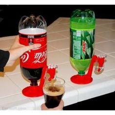 Distributeur De Soda Bouteille Boissons Gazeuses