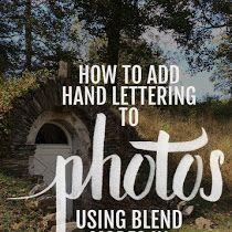 Illustrator and Hand Lettering Tutorial: Brush Calligraphy Using a Wacom Tablet | Hello Brio Studio