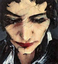 """Coco"" by Lita Cabellut"