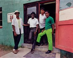 Evelyn Hofer   Four Young Men, Washington DC (1975)   Available for Sale   Artsy