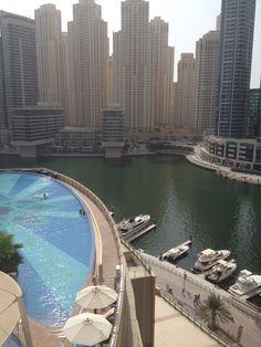 The Adress Dubai Marina hotel