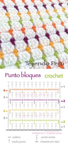 Crochet block stitch chart (pattern or diagram)! Beautiful and easy to crochet… Crochet block stitch chart (pattern or diagram)! Beautiful and easy to crochet…,Handarbeit Crochet block stitch chart (pattern or diagram)! Beautiful and easy. Crochet Diy, Love Crochet, Unique Crochet, Beautiful Crochet, Beginner Crochet, Manta Crochet, Crochet Diagram, Crochet Chart, Crochet Motif