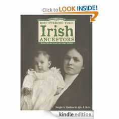 A Genealogist's Guide to Discovering Your Irish Ancestors (Genealogist's Guides to Discovering Your Ancestor...) by Dwight A. Radford. $18.02. Publisher: Betterway Books (February 24, 2012). Author: Dwight A. Radford. 296 pages