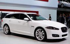 Jaguar XF Sportbrake (we only get the sedan)