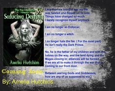 Seducing Destiny Amelia Hutchin