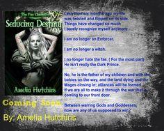 Seducing Destiny Amelia Hutchin