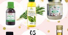 Como combater a queda de cabelo com óleos vegetais. Como usar os óleos vegetais no cabelo e como retirar. Umectação noturna e método UCPE.
