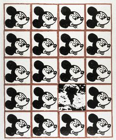Equipo cronica - America ! America ! O Pop, Claes Oldenburg, Cocoon, Jasper Johns, Cultura Pop, Popular Culture, Mickey Mouse, Disneyland, Pop Culture