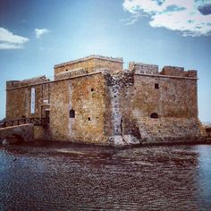 Castle in Pafos