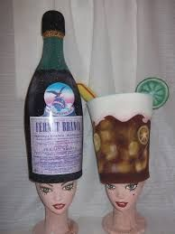 Resultado de imagen para moldes de sombreros de goma espuma