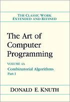 The art of computer programming @ 005.1 K78 2011 V 4A