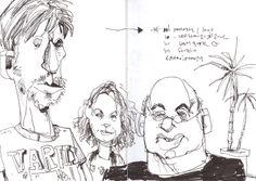 Sketch (2010) by Felix Scheinberger Sketch 4, Doodle Sketch, Collages, Illustrator, Artist Sketchbook, Urban Sketchers, Sketch Painting, Sketchbook Inspiration, Life Drawing
